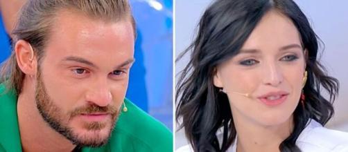 Uomini e Donne: Jessica contro Davide.