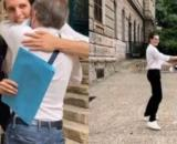 Tommaso Stanzani si è diplomato: assente Zorzi.