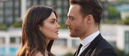 Love is in the air, anticipazioni al 25 giugno: Serkan suonerà per Eda.