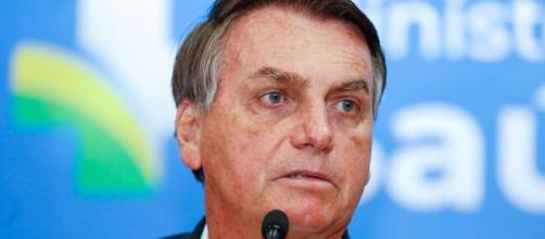 Bolsonaro afirma que está quase tudo certo para ir para o Patriota (Alan Santos/PR)