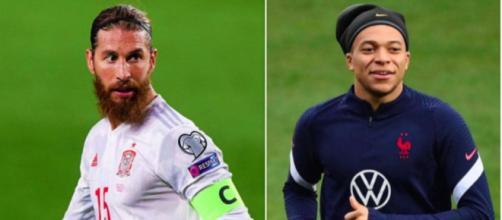Des grosses tensions dans le vestiaire du Real Madrid à cause de Mbappé - Photo captures d'écran Instagram des joueurs