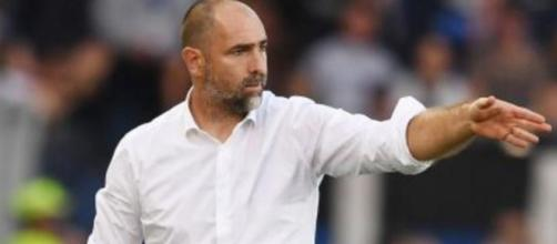Igor Tudor, ex vice tecnico di Pirlo alla Juventus.