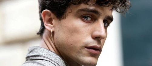 In foto Alessandro Fella, attore de Il Paradiso.