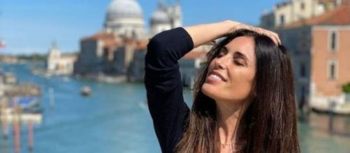 Isabel Rábago viajó a Venecia con su esposo para 'desconectar' (Instagram @rabagoisabel)