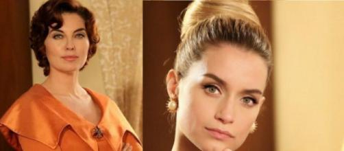 Vanessa Gravina (Adelaide) e Giulia Arena (Ludovica) torneranno ne Il Paradiso delle signore 6.