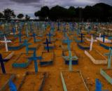 Brasil registra 500 mil mortos pela Covid (Arquivo Blasting News)
