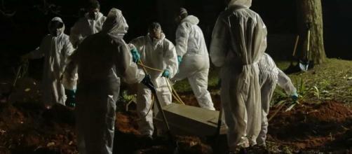 Famosos comentam as 500 mil mortes por coronavírus (Arquivo Blasting News)