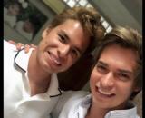 Carlos Baute publica una foto con su hijo en Instagram (@carlos_baute)