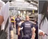 Milla Jasmine (LMvsMoinde6) arrêtée et placée en garde à vie pour avoir agressé une contrôleuse SNCF ? Voici les deux versiosn des faits.