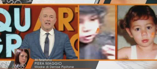 Denise Pipitone, Piera Maggio ha diffidato Quarto Grado: 'Reiterate frasi offensive'.