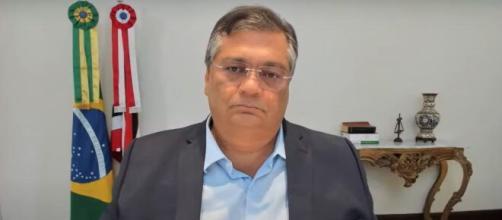 Flávio Dino defende uma frente ampla para derrotar o presidente Bolsonaro em 2022 (Reprodução/YouTube)