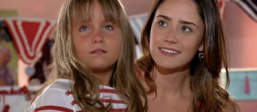Júlia e Ana vivem atrito em 'A Vida da Gente' (Reprodução/TV Globo)