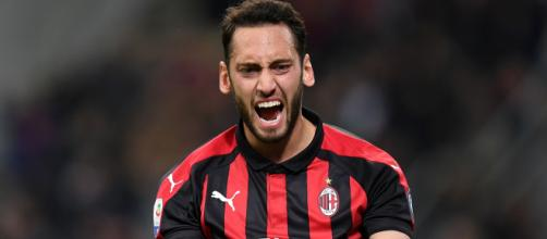 L'Inter ci prova per Calhanoglu.