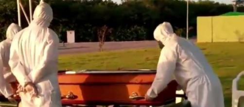Partidos repercutem mais de 500 mil mortes (Reprodução/TV Globo)