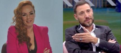 Rocío Carrasco y Antonio David Flores, analizados por una agencia de marketing. (Telecinco)
