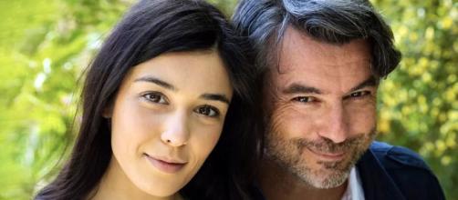 Un posto al sole, Rossella (Giorgia Gianetiempo) e Michele (Alberto Rossi).