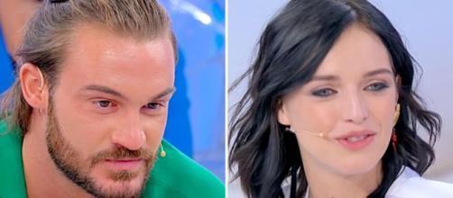 Uomini e Donne, retroscena di Jessica: 'Ho chiuso con Davide, lui non lo sa, ma è gay'