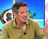 Joaquín Prat, enfadado con la organización de 'Supervivientes', defiende a Olga Moreno (Telecinco)