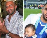 La demande en mariage de Riyad Mahrez à Taylor Ward n'a pas plu à son ex-femme Rita Johal - Source : montage Blasting