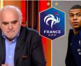 Le coup de gueule de Favard contre Mbappé - Photo capture d'écran vidéo YouTube et Instagram