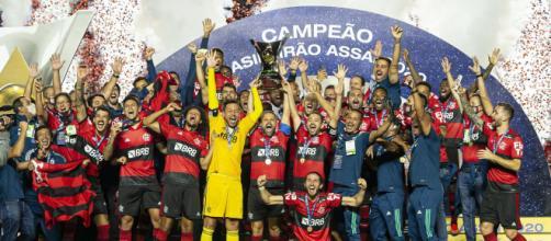 Brasileirão em alta em seu valor (Alexandre Vidal/Flamengo)
