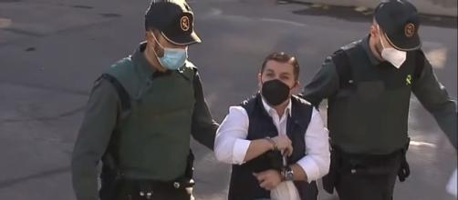 César Román fue hallado culpable de asesinar y desmembrar el cuerpo de Heidi. (Fuente: captura de pantalla de un vídeo de El mundo)