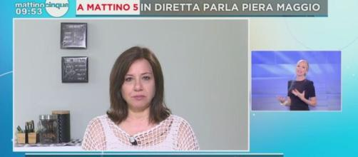 La mamma di Denise Pipitone a Mattino Cinque: 'Forse ho tolto qualcosa a Kevin'.