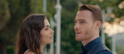 Love is in the air, anticipazioni 24 giugno: Serkan suonerà la chitarra per Eda.