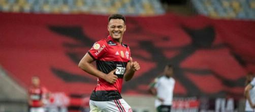Rodrigo Muniz é uma das ótimas revelações do Flamengo (Alexandre Vidal/Flamengo)