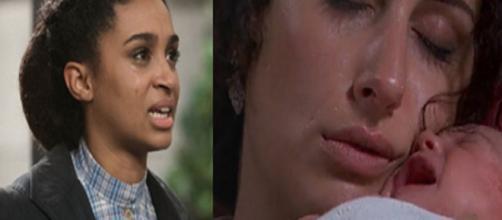 Una vita, trame sino al 4 luglio: Marcia lascia Santiago, Lolita partorisce.