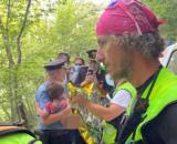 Bambino di 21 mesi scomparso al Mugello, ritrovato vivo Nicola (Foto CNSAS).