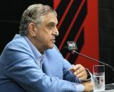 Mario Celso Petraglia, presidente do Athletico-PR, revela demanda de clubes à CBF (Divulgação/Athletico-PR)