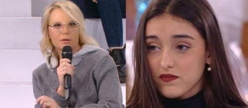 Amici, Giulia Stabile nel corpo di ballo della 21^ edizione: sotto contratto con Fascino.