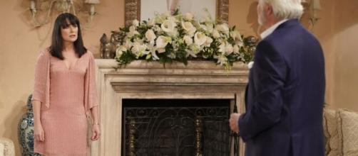 Beautiful, anticipazioni: Eric caccia di casa Quinn dopo aver scoperto che ha tramato contro Brooke.