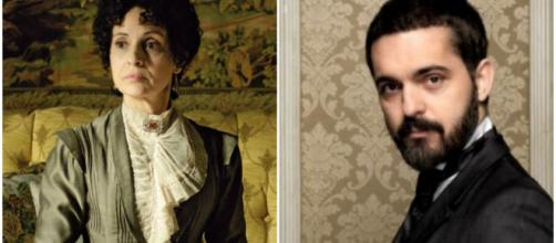 Grand Hotel, spoiler 4^ puntata: Diego arrestato, Ayala sospetta di Donna Teresa.