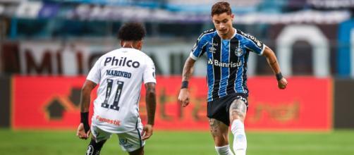 Grêmio não descarta a saída de atletas (Lucas Uebel/Grêmio)