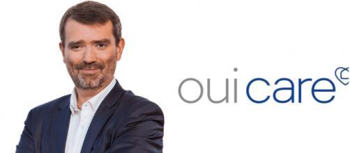 Guillaume Richard est le PDG de Oui Care - Source : montage, D.R