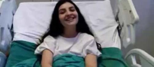 Mabel sofria com aracnoidite torácica (Reprodução/Redes sociais)