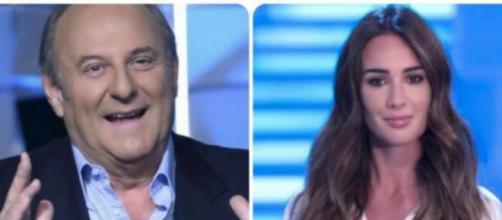 Silvia Toffanin, Paolo Bonolis e Gerry Scotti verso la domenica di Canale 5