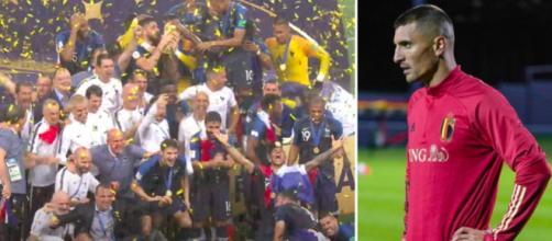 Thomas Meunier en remet une couche sur la victoire des Bleus en 2018 - photo capture d'écran vidéo Youtube et Instagram Meunier