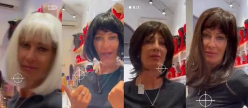 Uomini e Donne, Isabella cambia look e compra una parrucca: 'Quale avrò scelto?'.