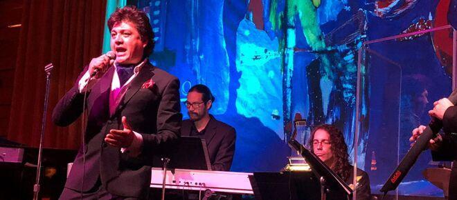 Opera sensation Maximo Marcuso takes TikTok by storm