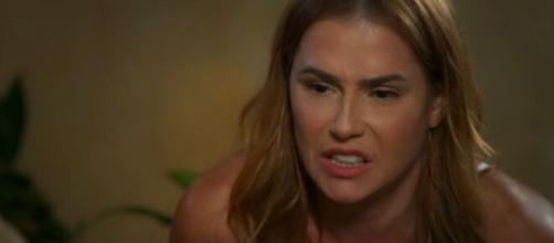 Alexia exige explicações sobre traição em 'Salve-se Quem Puder' (Reprodução/TV Globo)
