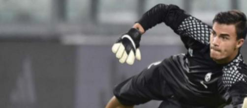 Emil Audero, ex portiere della Juventus.
