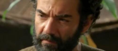 Gate morre em 'Gênesis'. (Reprodução/RecordTV)