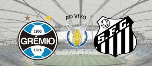 Grêmio x Santos: transmissão ao vivo para todo o Brasil (Arquivo Blasting News)