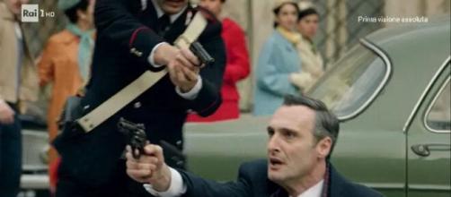 Il Paradiso delle Signore, episodi in replica fino al 2 luglio: Oscar spara a Luciano.
