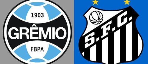 Saiba onde assistir Grêmio x Santos (Arte/Eduardo Gouvea)