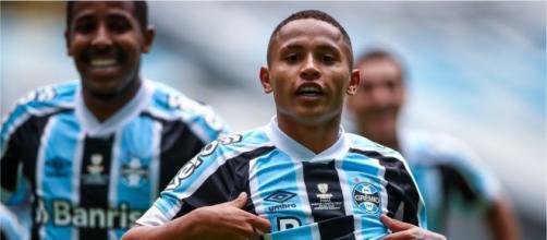 Gui Azevedo deve ser negociado no Grêmio (Lucas Uebel/Grêmio)