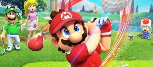 Arriva Mario Golf: Super Rush per Nintendo Switch in una nuova emozionante avventura.
